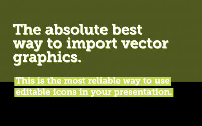 Editable Icons andSuch